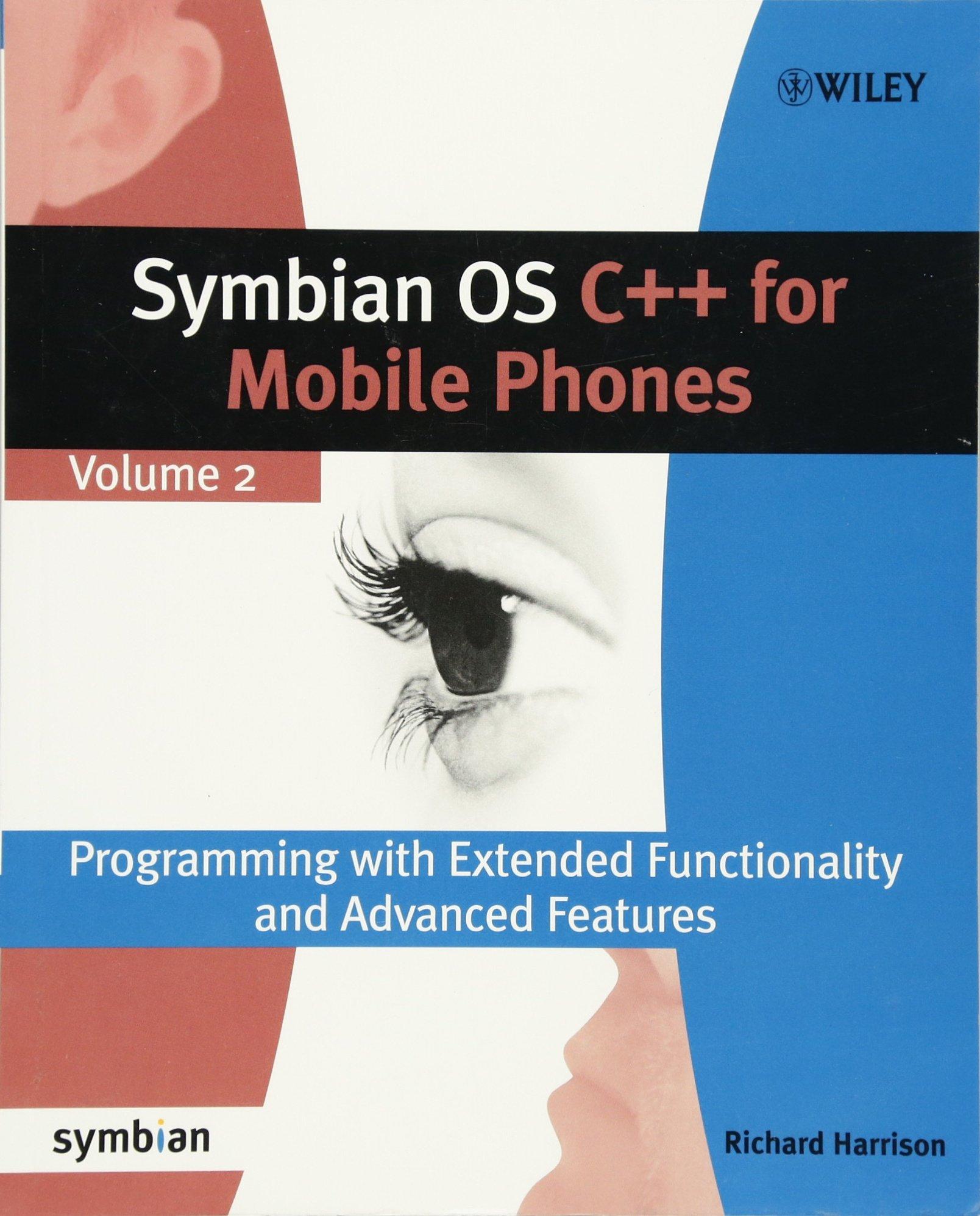 Symbian OS C++ for Mobile Phones, Volume 2: Amazon co uk