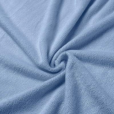 Spa Towel Bathrobe with Closure Gym Pool Dress Set SIORO Women Towel Wrap Set Bamboo Cotton Bath Wraps /& Shower Hair Wrap