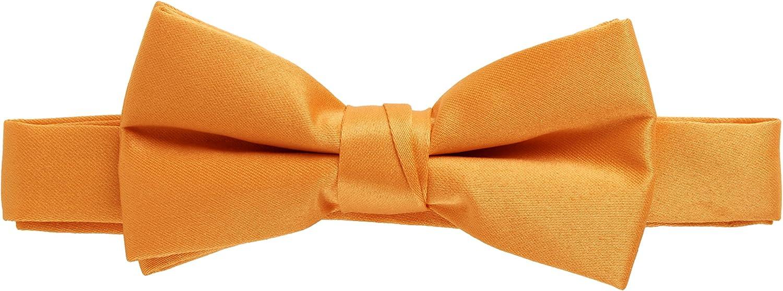Suspenders for Kids Gift Set Wedding Tuxedo Genuine Leather Premium 1 Inch Suspender