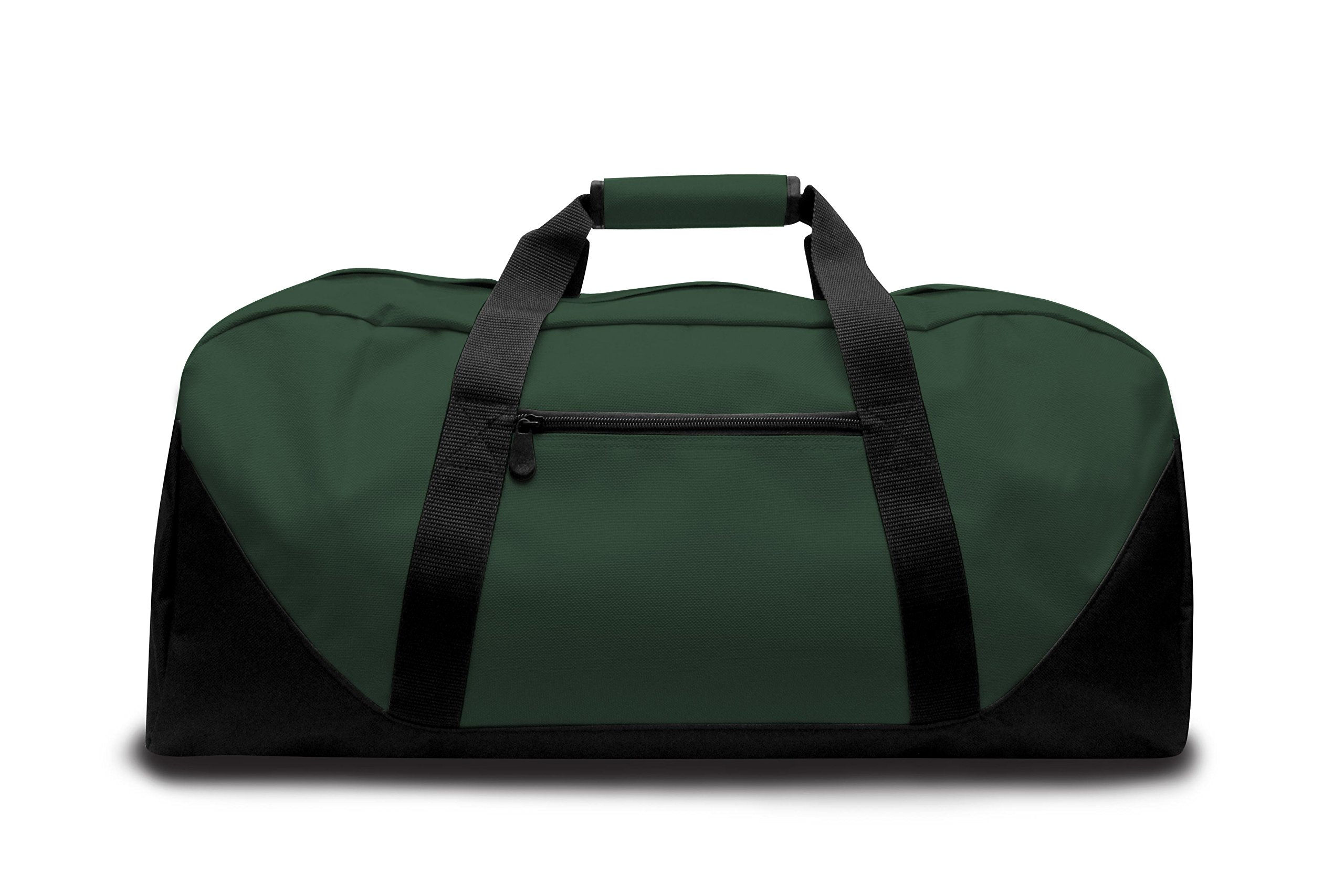 LIBERTY SERIES MEDIUM DUFFLE, College Forest, Case of 24 by DollarItemDirect