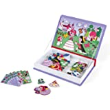 Janod J02725 Princesses Magneti'Book