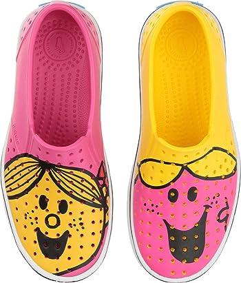 Kids Shoes Womens Little Miss Chatterbox & Sunshine Miles Print (Little Kid)