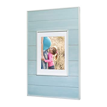Amazoncom 14x24 Seabreeze Blue Concealed Medicine Cabinet Extra