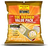HotHands Toe Warmers (6 pair)