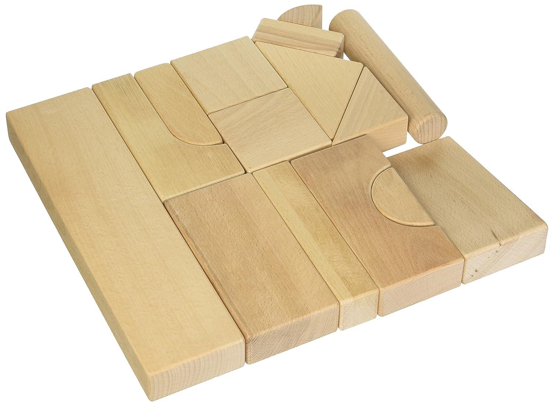 KidKraft Wooden Block Set (60-Piece)