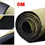 Car & Motorbike Care Holdream Car Speaker Ring Sound Absorption Cotton PS Foam Self Adhesive Wave pad