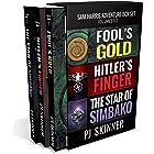 Sam Harris Adventure Box Set: Classic Adventure Series Volumes 1, 2 and 3 (Sam Harris Adventure Boxsets)