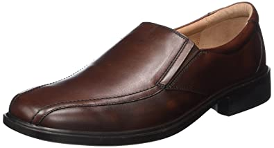 Mens Alex Loafers Loafers, Brown (Marron) Padders