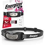 Energizer LED Headlamp, Bright and Durable, Lightweight, Built for Camping, Hiking, Outdoors, Emergency Light, Best Head Lamp
