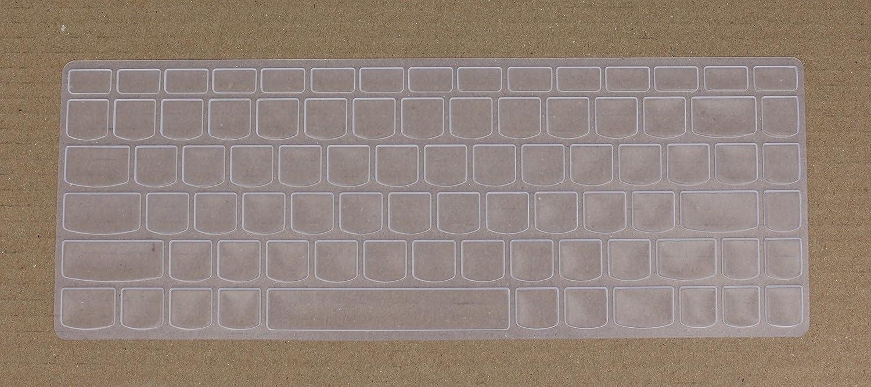 Transparent Saco Chiclet Keyboard Skin for Lenovo IdeaPad Z475