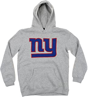 Amazon.com   Outerstuff New York Giants NFL Youth Big Boys Synth ... 3a0a9414e