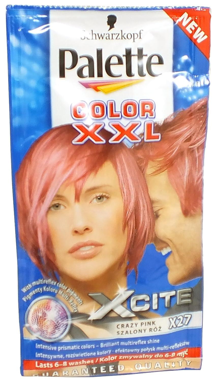 Schwarzkopf Palette Color XXL Xcite Crazy Pink X27 25ml - Hair