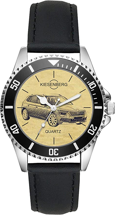 Kiesenberg Uhr Geschenke Für Kamiq Fan L 4457 Auto