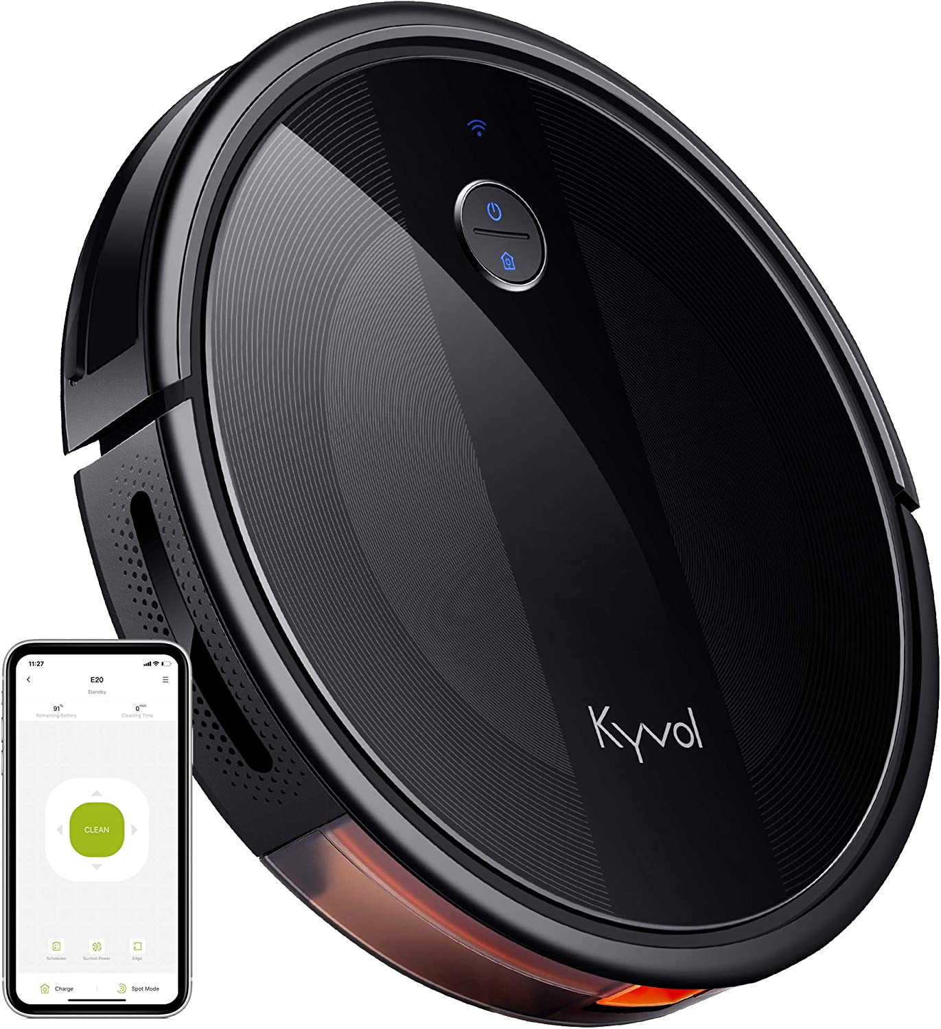 best robot vacuums for less than