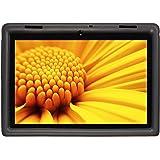 BobjGear Bobj Rugged Tablet Case for Lenovo Tab E10 (TB-X104F) Kid Friendly (Bold Black)