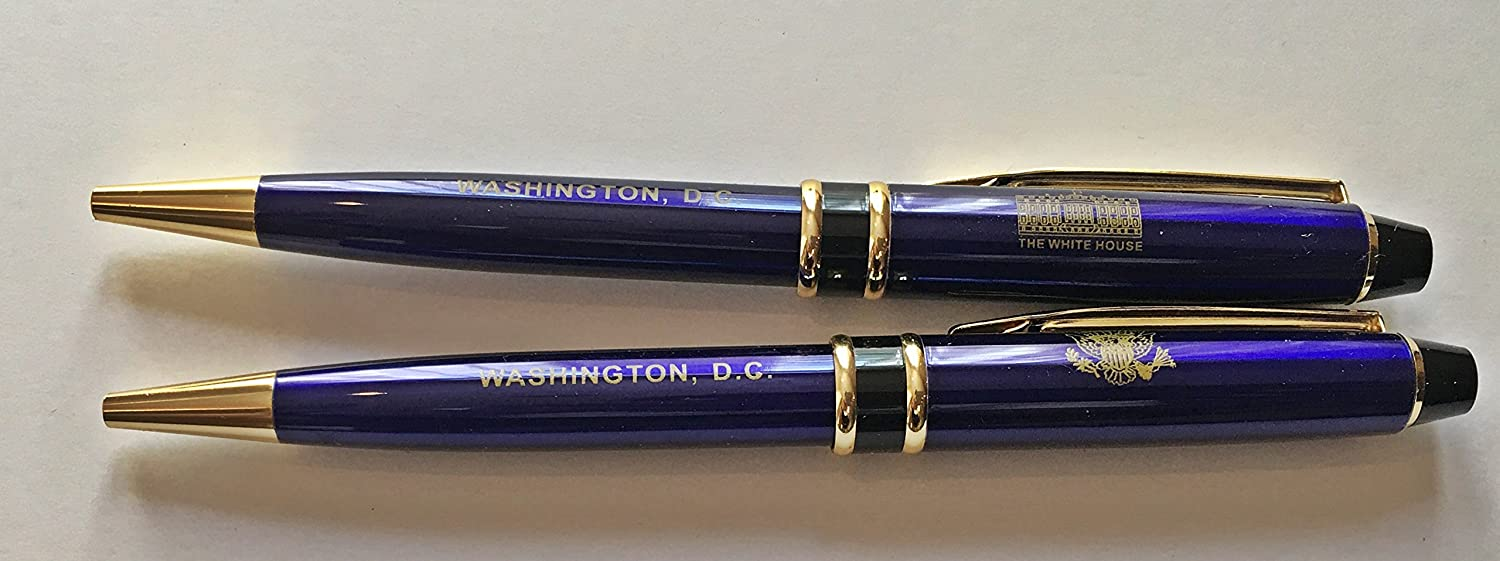 White House Pen Ronald Reagan Personally Owned & Used Pen -- Used to Sign  the