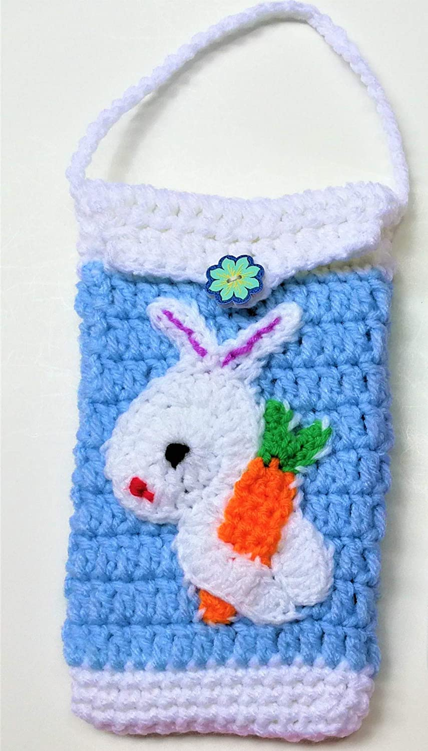 Cell Phone IPhone Android Cases Cute Easter Baskets For Women Girls Bunny Rabbit Carrot Birthday Gifts Convenient Walking Running And Other