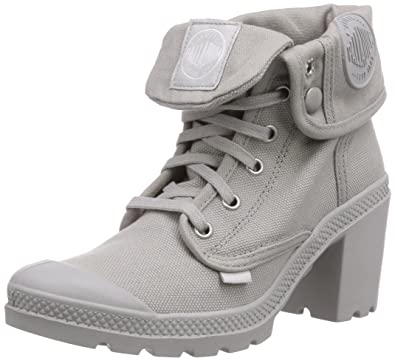 cc500a08f438 Amazon.com | Palladium Women's Baggy Heel Chukka Boot | Ankle & Bootie