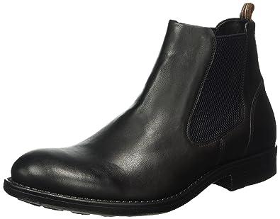 camel active Men's Check 13 Chelsea Boots