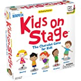 Kids on Stage - The Charades Game for Kids