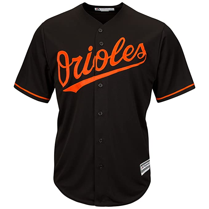 Majestic Athletic Baltimore Orioles Cool Base MLB Replica Jersey ...