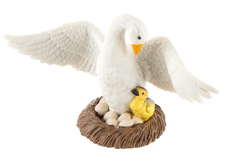 Amazon.com: Safari Ltd Safari – Ganso con bebé – Modelo ...