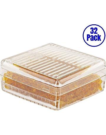 Festnight 2 Bolsas de 1 kg con Gel de S/ílice Desecante