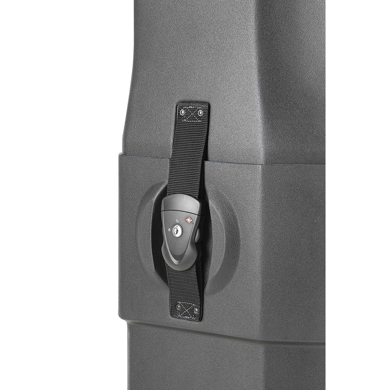 SKB 2SKB-R4916W Roto-Molded 49-Inch x 16-Inch ATA Stand Transport Case with Wheels TSA Locking Strap by SKB (Image #3)