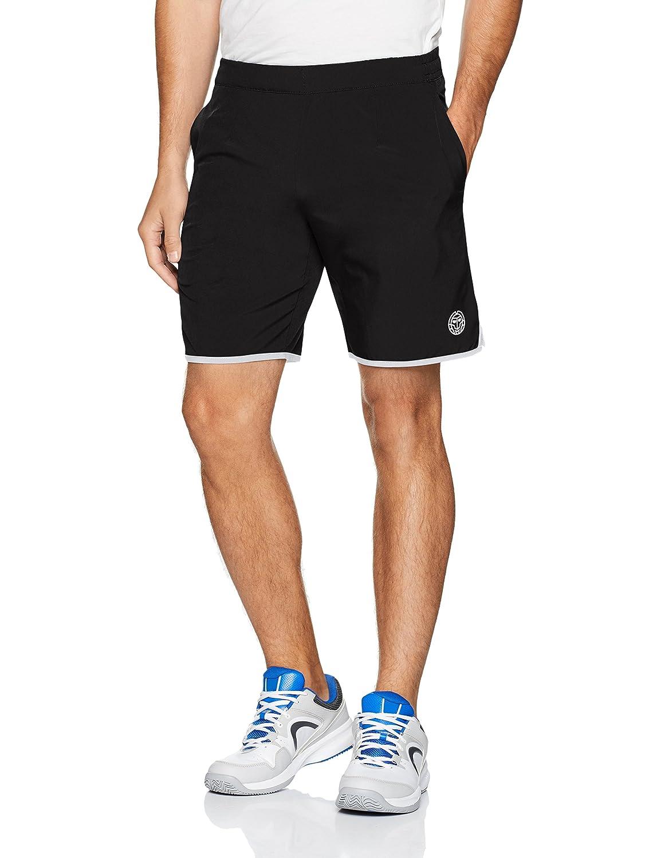 Bidi Badu Herren Sporthose Tennishose Shorts DIAZ schwarz