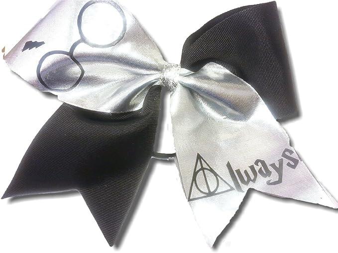 "Harry Potter Hogwarts 6"" Handmade Boutique Hair Bow"