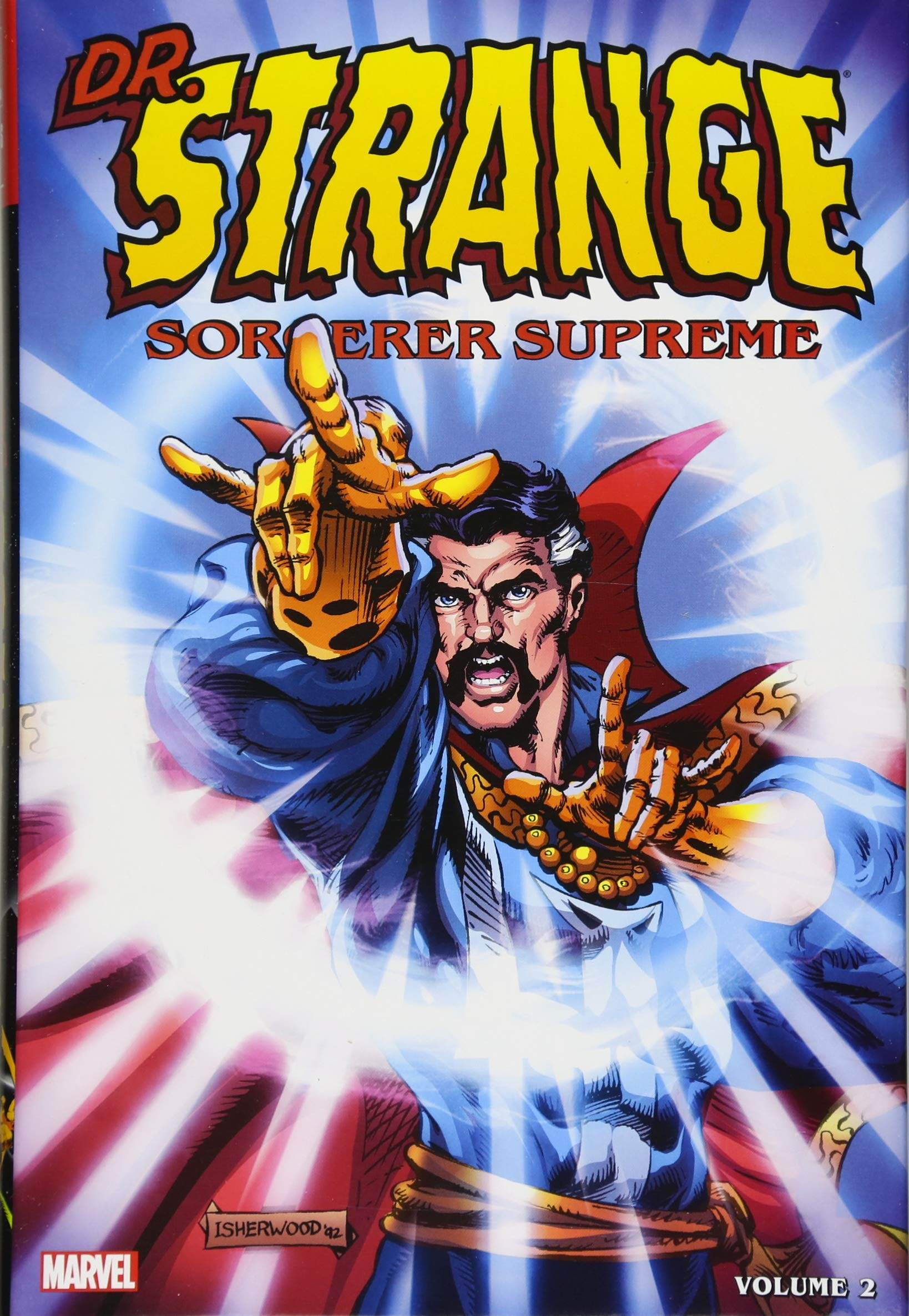 Thomas, R: Doctor Strange, Sorcerer Supreme Omnibus Vol. 2: Amazon ...