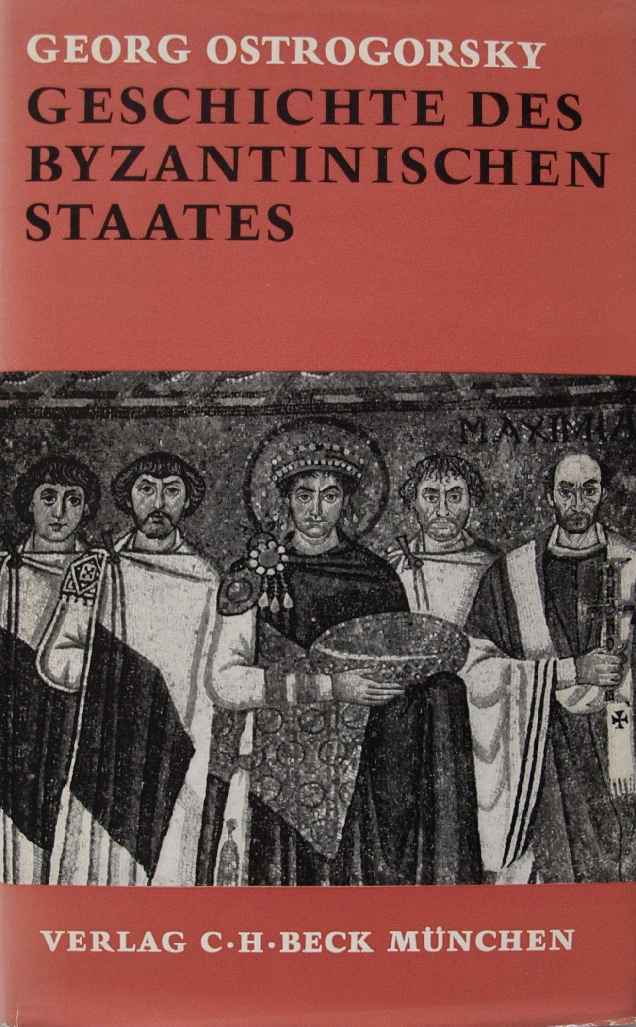 Geschichte des byzantinischen Staates