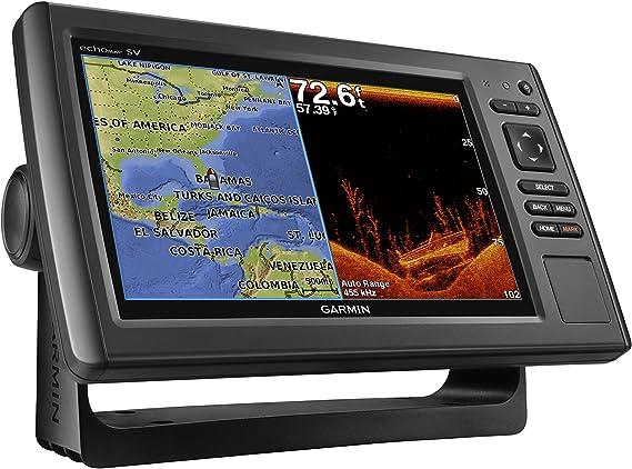 Garmin 010-01578-00 - GPS echoMAP Chirp 92sv WW Sonar sin xdcr ...