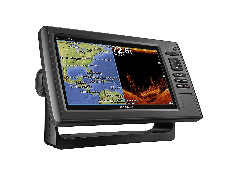 Garmin 010-01578-00 - GPS echoMAP Chirp 92sv WW Sonar sin xdcr