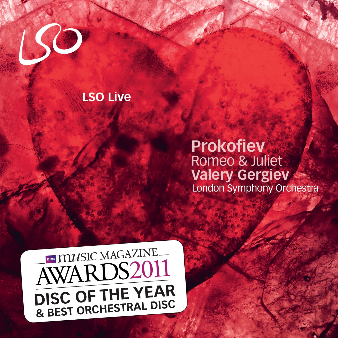 Prokofiev: Romeo & Juliet by LSO LIVE