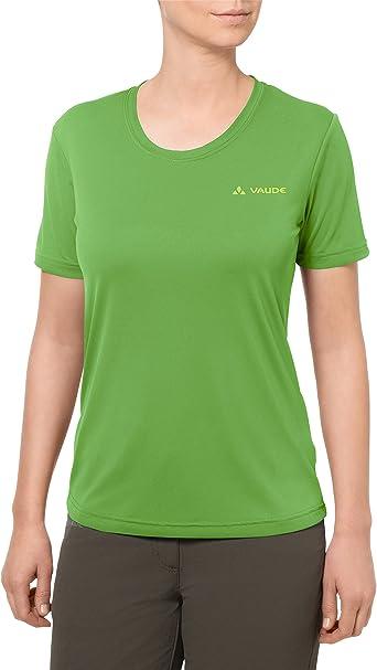VAUDE T-Shirt Womens Micro Mikeli IV - Camisa/Camiseta para Mujer