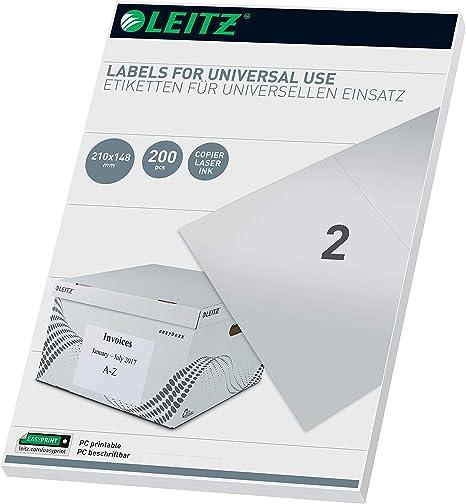 LTZ70120001 Leitz System Drop-in Label Cartridges