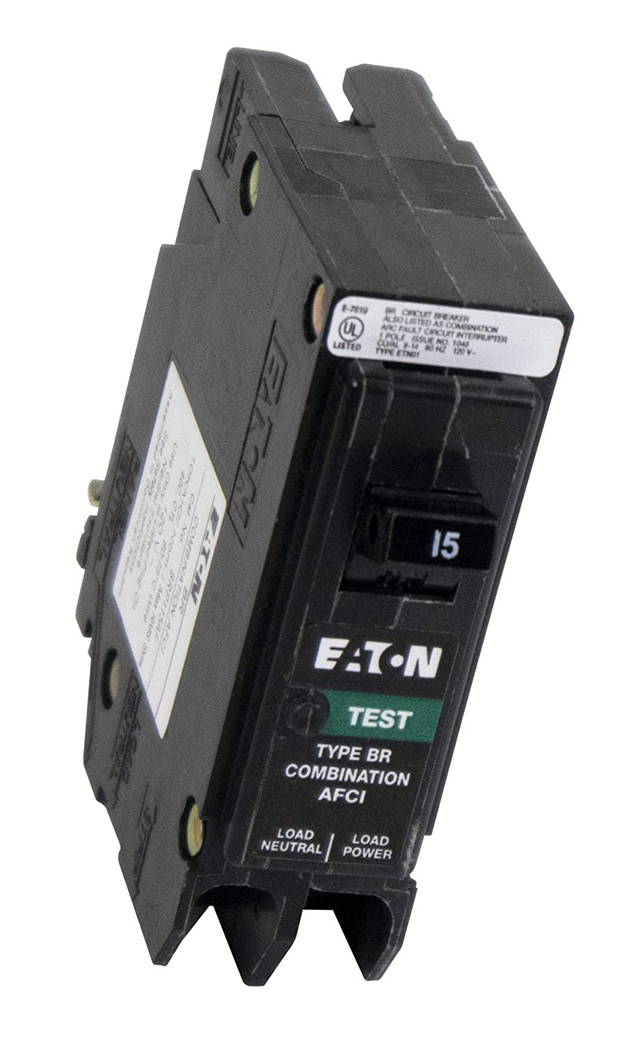 New BRN115AF Eaton BR Type Combinaton AFCI