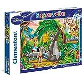 Clementoni Disney The Jungle Book Super Colour 250 Piece Jigsaw Puzzle