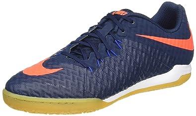 721f92c7c Nike Men s Hypervenomx Finale IC Obsidian Total Crimson Game Ro Indoor  Soccer Shoe 8.5 Men