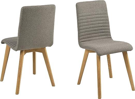 AC Design Furniture Stuhl William, B: 42 x T:43 x H: 90 cm