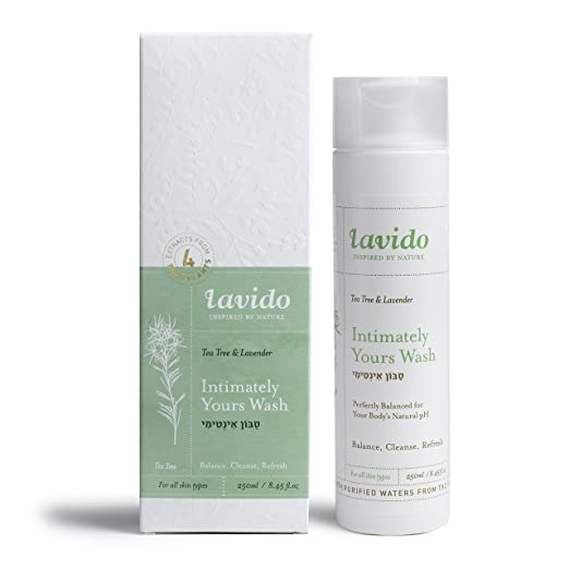 Lavido - Intimately Yours Wash (Tea Tree & Lavender, 250 ml)