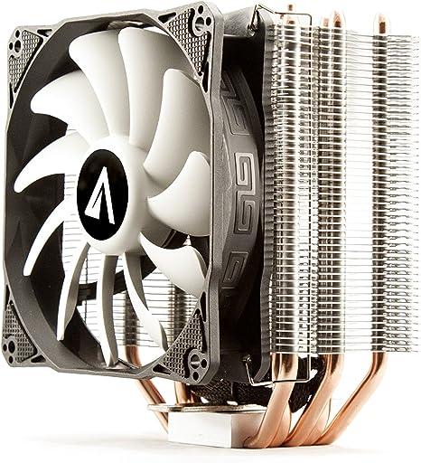 Abysm Snow V Performa - Ventilador CPU de 5 Heatpipes TDP 180 w ...