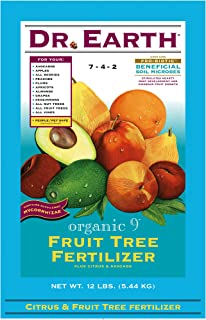 product image for Organic Fruit Tree Fertilizer (12 Lbs) [Set of 5]