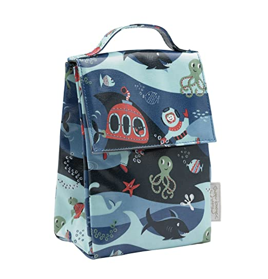 Sugarbooger Classic Lunch Sack, Ocean