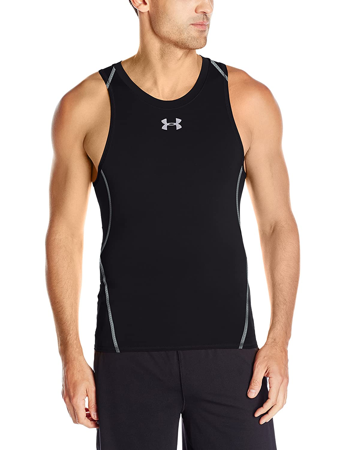 Mens Basic Solid Tank Top Jersey Casual Shirts (Size Upto 3XL