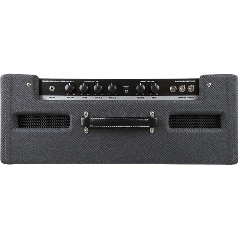 Fender Bassbreaker 18/30 Combo · Amplificador guitarra eléctrica: Amazon.es: Instrumentos musicales