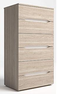13 Casa Winter B11 - Cajonera de melamina, 61 x 40 x 109 cm ...