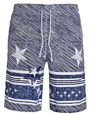 Helidoud You Know The Little Thing Mens Athletic Classic Summer Boardshorts with Pockets