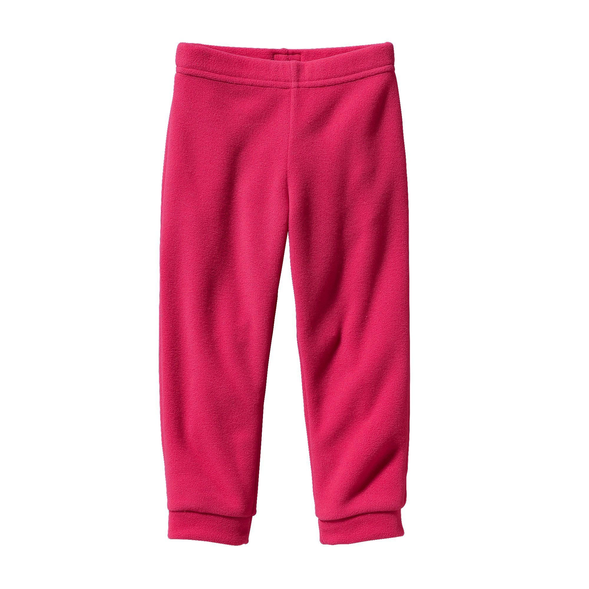 Patagonia Baby Micro D Fleece Bottoms 12-18 Month Pink